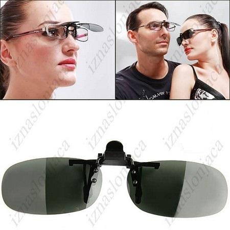 Sončni nastavki za očala