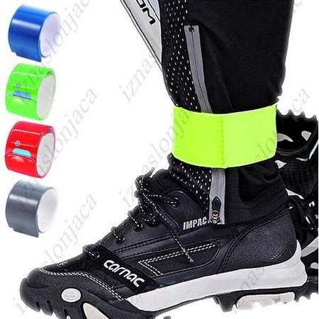 Varnostni odsevnik za kolesarje in tekače