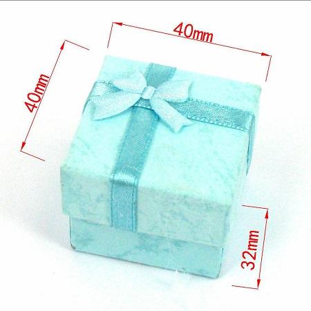 Darilna škatlica za nakit
