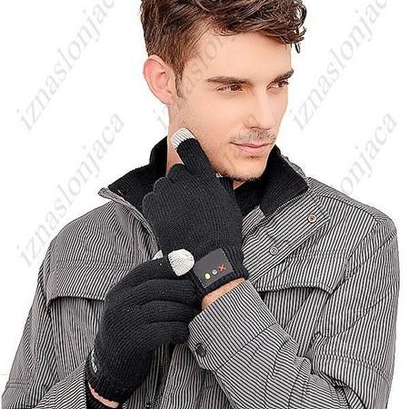 Bluetooth rokavice za telefoniranje