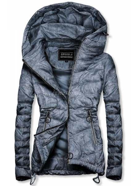 Rahlo telirana prehodna jakna