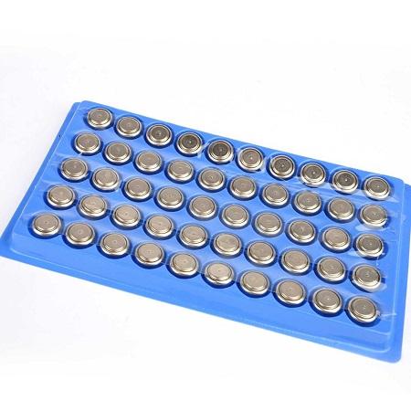 Gumbna alkalna baterija AG13 (LR44, L1154, 357, SR44)