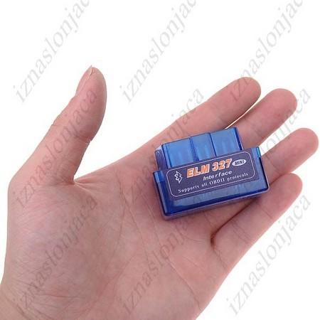 OBD2 tester za avtodiagnostiko (Bluetooth)