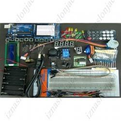 Začetniški komplet za Arduino Uno 2012