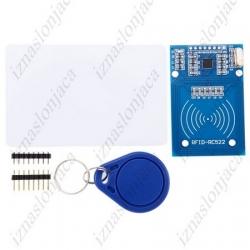 RFID MF RC-522 IC senzor za kartice